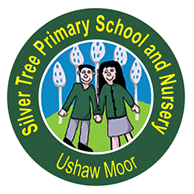 Silver Tree Primary School logo